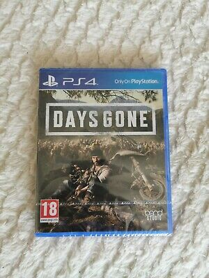 Days Gone PS4 Playstation 4 Game - New & Sealed