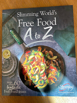 Slimming World Free Food A to Z Recipe Book - Brand New.