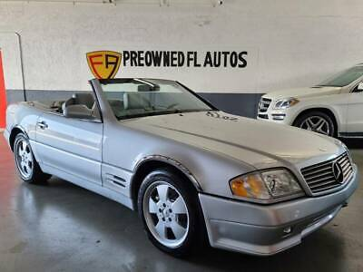 2000 Mercedes-Benz SL-Class SL500 WOW!! MINT!! LOW MILES!! MERCEDES SL500!! NEW SOFT TOP!! HARD TOP!! WINDSCREEN!!