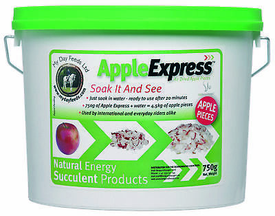 My Day Feeds Apple Express   Horses & Ponies, Small Animals