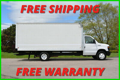 2012 Ford E-350 16 Box Truck Fleet-Maintained