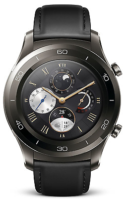 HUAWEI Watch 2 Classic Smartwatch, 4 GB ROM, Android Wear, Bluetooth, Wifi