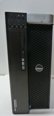Dell Precision T5810 Xeon E5-1620V3  3.50GHz / 8GB / NO HDD / NO OS