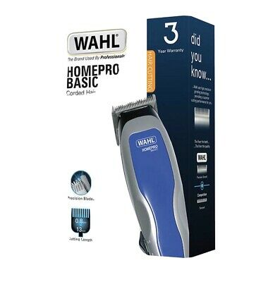 Wahl Homepro Mens Hair Clippers  Brand New Boxed