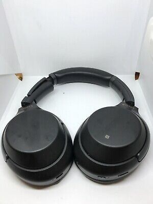 Sony WH-1000XM3 Noise Cancelling Wireless Headphones, Quick Charge - black