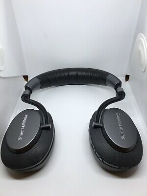 Bowers & Wilkins PX Bluetooth Wireless Headphones, Noise Cancelling - Space Grey