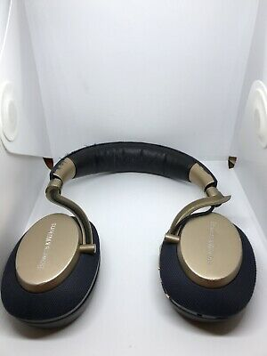 Bowers & Wilkins PX Bluetooth Wireless Headphones, Noise Cancelling - Soft Gold