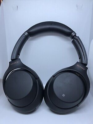 Sony WH-1000XM3 Noise Cancelling Wireless Headphones - black/Copper