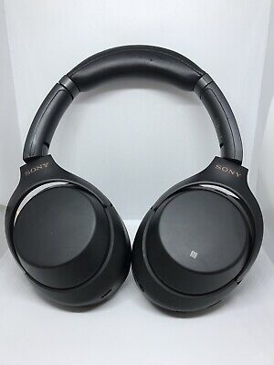 Sony WH-1000XM3 Noise Cancelling Wireless Headphones, Ambient Sound Mode - black
