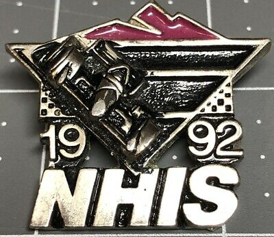 New Hampshire International Speedway 1992 Pin Indy 500 IndyCar CART PPG Rahal