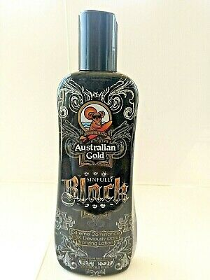 Australian Gold Sinfully Black Bronzing Lotion 250Ml