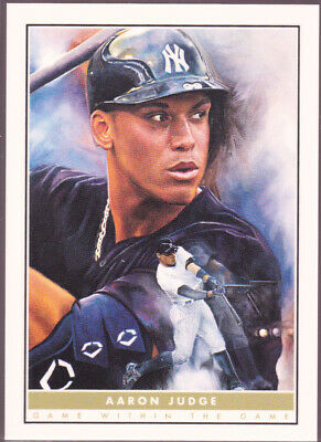 Aaron Judge New York Yankees 2020 Topps Paul Jennis Game Within the Game #1