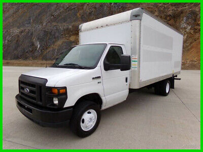 2012 Ford E-Series Chassis 16' Box Truck Used