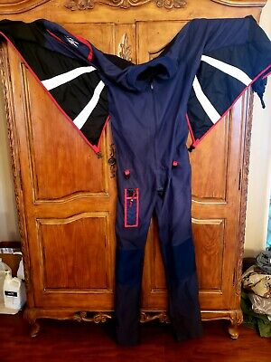 Skydiving Camera Comp Suit by Tony Suit