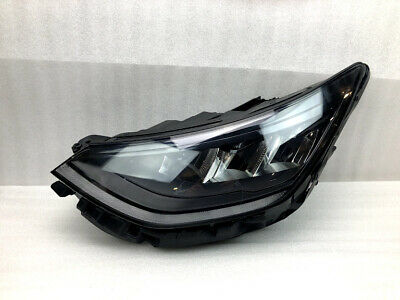 2020 Hyundai Sonata OEM LH Driver Side Headlight - 92101-L0100