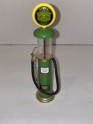 John Deere Gas Pump 1930's Wayne Replica By GEARBOX Collectables 1:12 Limited