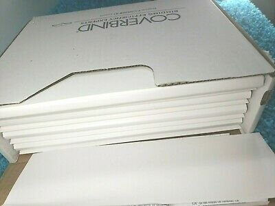New Coverbind White Gloss POD  Thermal Covers