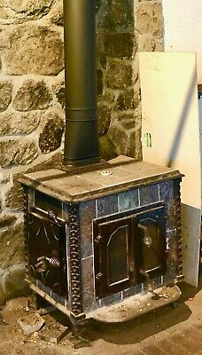 Hearthstone Soapstone Wood Burning Stove
