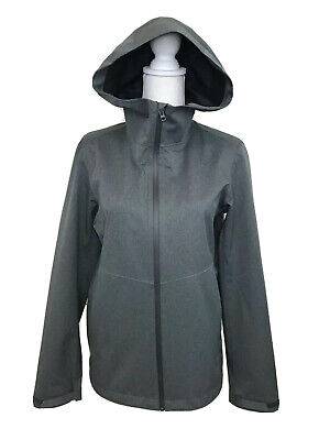 ❤️ UNIQLO JACKET. Women's Blocktech Hoodie Parka Gray Size