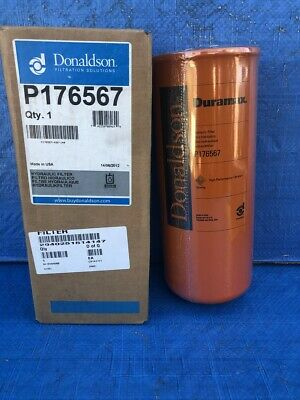 Dopnaldson Hydraulic Filter, Spin-On Duramax P176567