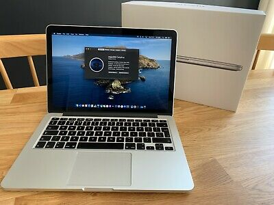 "Apple MacBook Pro Retina 13"" Early 2015 Intel Core i7 3.1GHz 16GB RAM 512GB SSD"