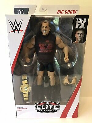 WWE Mattel Elite Series 71 Big Show Wrestling Action Figure New In Box Sealed