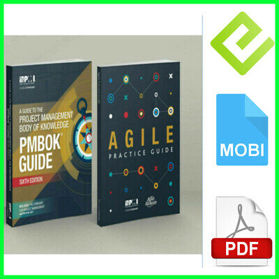 PMI PMBOK Guide 6th Edition 2018 + Agile Practice Guide {ɛb00k}✔️
