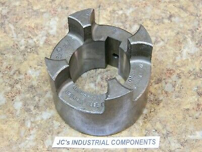 Spidex    28/36   curved jaw coupling hub    38 MM  bore