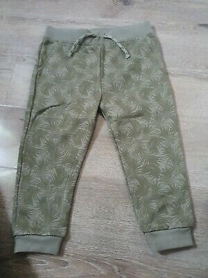 boys 2-3 years Blue Jogging Bottoms From Primark