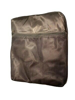 Tumi Travel Access  Laundry Bag Brown With Zipper New
