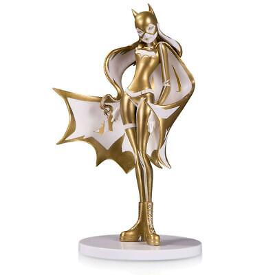Dc Artists Alley: Batgirl (DC EXCLUSIVE) Limited to 1000 *NEW Gold & White
