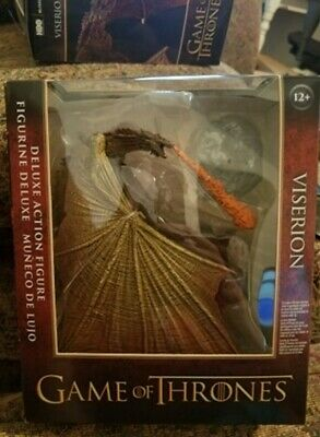 McFarlane Toys Game of Thrones Deluxe Box - Viserion Action Figure