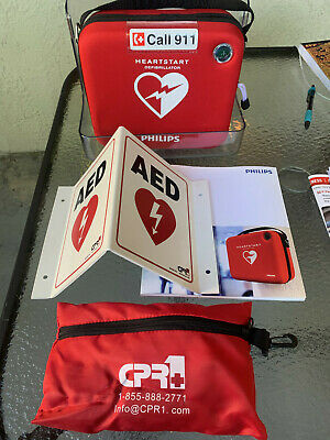 Philips AED - Headstart HS1 -  Immaculate never used