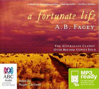 A.B FACEY / A FORTUNATE LIFE               [ Audiobook ]