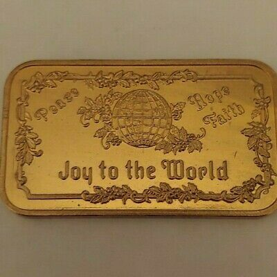 Greathouse Joy To The World GP copper art bar