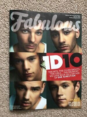 Fabulous Magazine One Direction Special May 2020