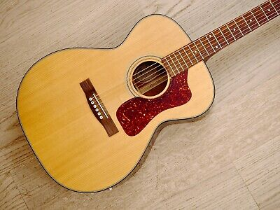 1996 Guild F30-NT Orchestra Body Acoustic Guitar Spruce & Mahogany, USA w/ Case