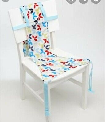 The Gro Company Dining Chair Harness Travel Floral Design High Chair Replacement