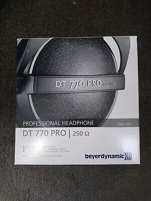 Beyerdynamic DT 770 PRO Headband Headphones - Black