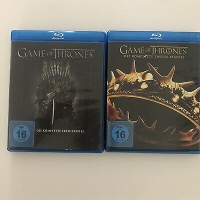 Game of Thrones - Staffel 1 & 2 Blue Ray