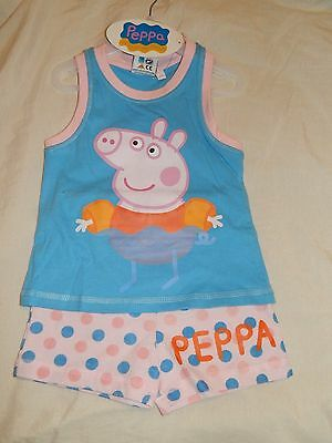 BNWT Girls 2 Piece Summer Outfit In Size 2 Years