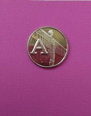 LETTER A 2018 uncirculated  A to Z 10p Pence coin British Coin Hunt