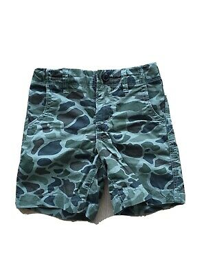 Baby Gap Todler Shorts 2 Year Old Camouflage Green
