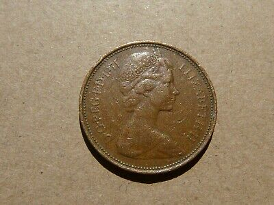 """2p """"New Pence"""" coin 1971 VERY RARE: NONSENSE! Extremely Common almost valueless"""