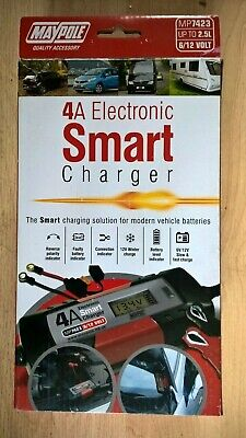 Maypole Mp7423 Smart Battery Charger