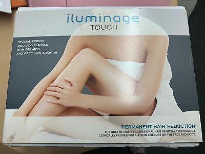 Iluminage Touch Permanent Hair Removal