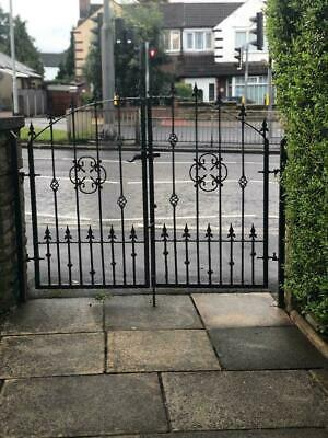6ft Wrought Iron Gates