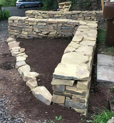 Dry Stone Walling (pre-owned)