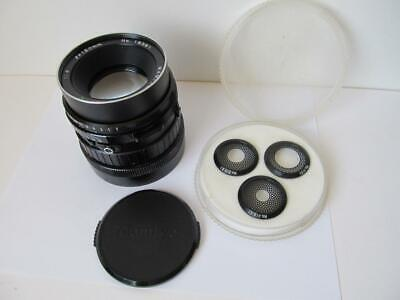 Mamiya-Sekor SF C 150mm f/4 MF Lens for RB67 w/Filters ****