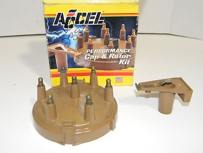 Accel Ford 1977 - 1985 V-6 Distributor Cap and Rotor NEW